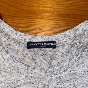 Brandy Melville Tops - Brandy Melville Alien Patch Tee